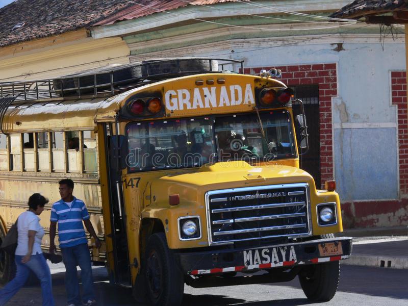 latin-america-chicken-bus-granada-nicaragua-circa-march-chickenbus-streets-granada-nicaragua-central-old-67268483.jpg